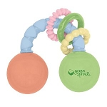 Green Sprouts Rainbow Rattle